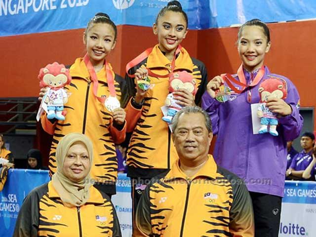 Thể thao Việt Nam cẩn trọng đua top 3 SEA Games: Malaysia mơ đoạt 70 HCV - 1