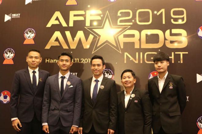 Trao giải AFF Award 2019: ĐT Việt Nam, Quang Hải và thầy Park hay nhất Đông Nam Á - 1