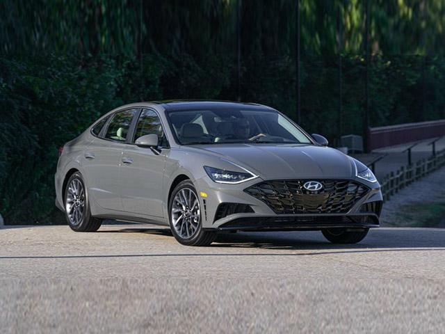 Hyundai Sonata thế hệ mới thêm nhiều trang bị, giá từ 542 triệu đồng