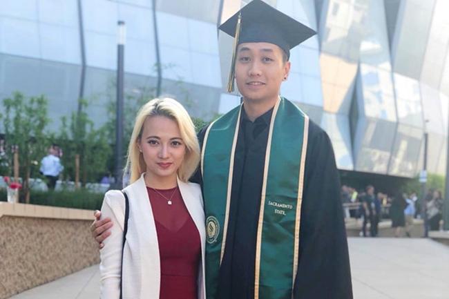 Chia sẻ trên truyền thông, Xuân Nghi cho biết, ngoài sự ủng hộ của gia đình, việc cô quyết định về Việt Nam hoạt động nghệ thuật sau 10 năm định cư ở Mỹ là do bạn trai động viên.