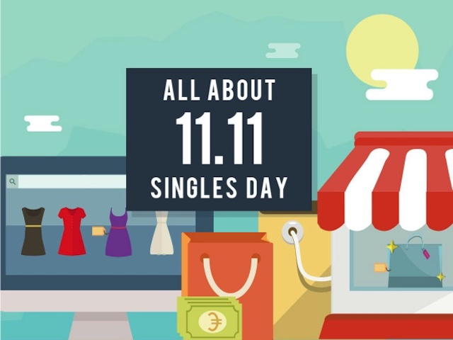 Khuyến mại ngập tràn internet Ngày độc thân 11/11: Mua sắm sao cho an toàn?