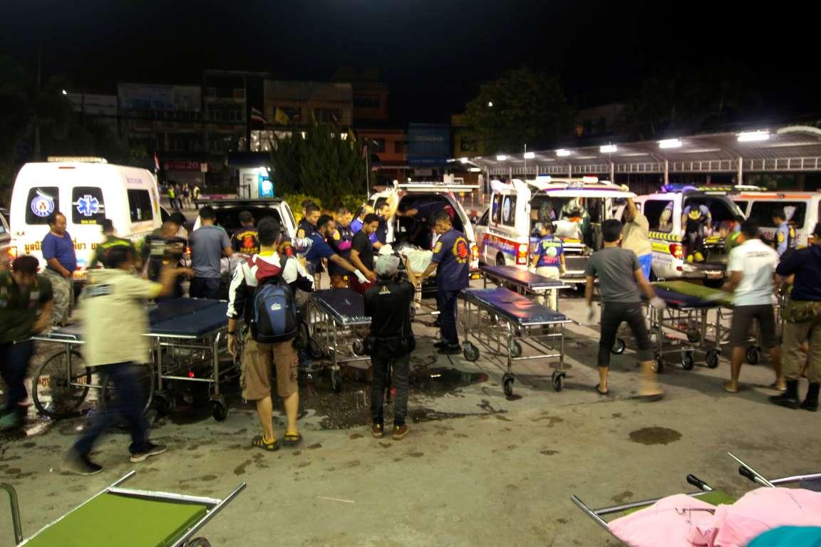 15 người thiệt mạng trong vụ xả súng đẫm máu nhất thập kỷ tại Thái Lan - 2