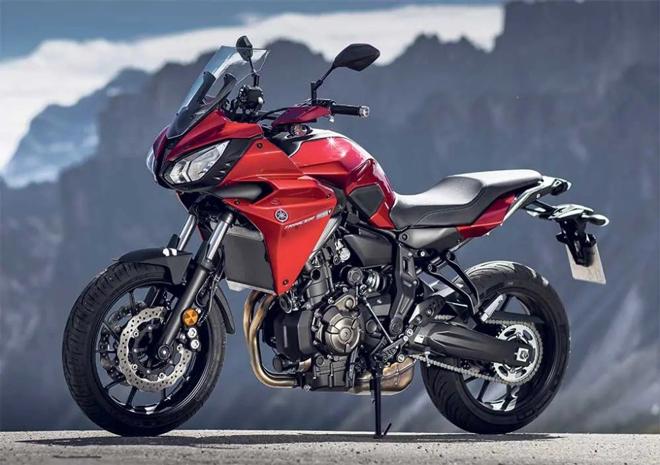 Yamaha Tracer 700 nâng cấp toàn diện với phiên bản 2020 - 1