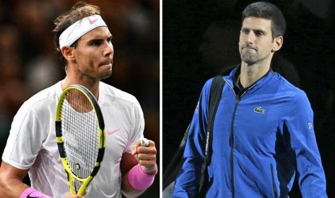 Nadal gửi chiến thư Djokovic: Sẵn sàng lên ngôi ATP Finals & đua số 1 thế giới - 1