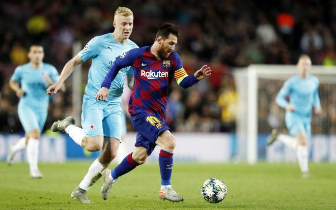 """Barcelona - Celta Vigo: Messi quyết trả nợ """"kỳ đà cản mũi"""" - 1"""