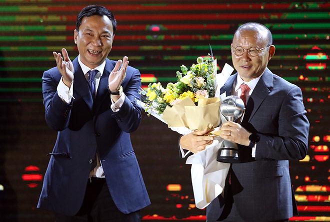 """Xuất sắc nhất Đông Nam Á, thầy Park nhớ đến """"ông trùm"""" Hàn Quốc đầu tiên - 1"""
