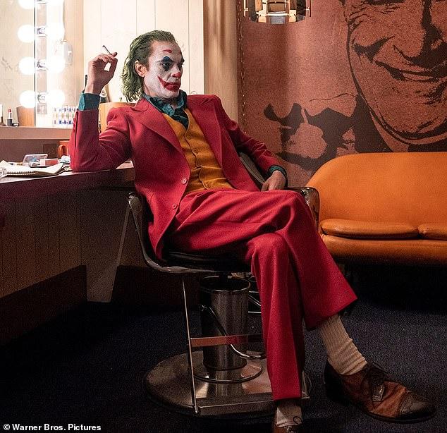 """""""Joker"""" từ béo tốt, điển trai trở nên gầy trơ xương vì chế độ ăn vô cùng khắc nghiệt - 1"""
