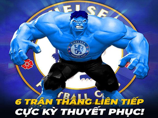"""Ảnh chế: Chelsea hóa """"khổng lồ"""", Lampard được ca tụng hết lời"""