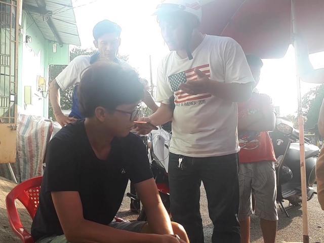 """""""Hiệp sĩ"""" Nguyễn Thanh Hải giúp cô gái trẻ bắt đối tượng dùng """"ảnh nóng"""" tống tiền"""