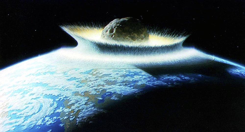 Thiên thạch kích thước bằng 6 sân bóng đá lao gấp 20 lần tốc độ âm thanh về phía Trái đất - 1