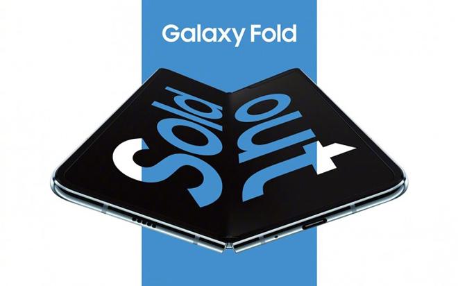 """Galaxy Fold """"cháy hàng"""" tại Trung Quốc sau 1 nốt nhạc - 1"""