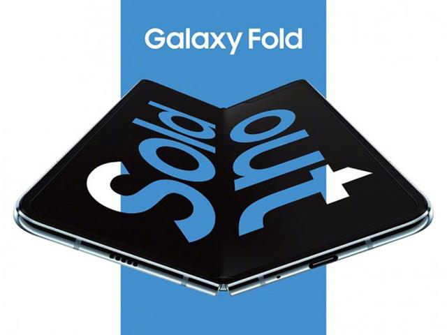 """Galaxy Fold """"cháy hàng"""" tại Trung Quốc sau 1 nốt nhạc"""