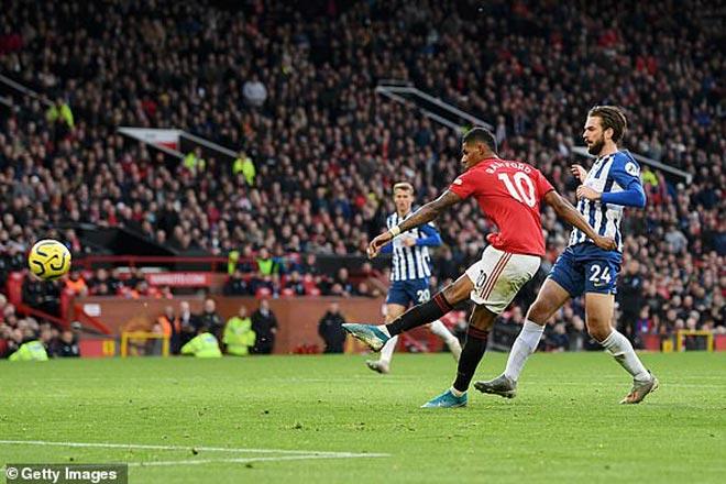 "Rashford gây sốc Old Trafford: Bỏ lỡ ""thế kỷ"", triệu fan MU tiếc nuối - 1"