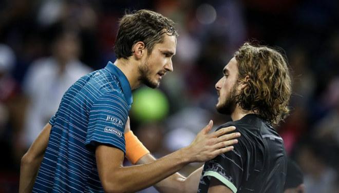ATP Finals ngày 2: Dấu hỏi Nadal & duyên nợ Medvedev - Tsitsipas - 1