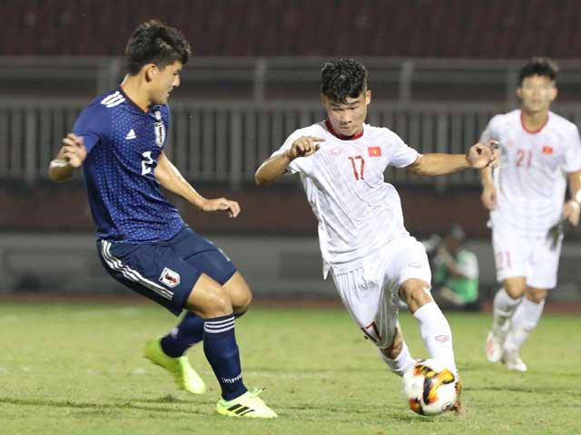 Video highlight trận U19 Việt Nam – U19 Nhật Bản: Thẻ đỏ bước ngoặt, vỡ òa giành vé - 1