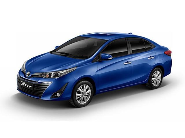 Toyota Vios 2020 sử dụng động cơ mới tiết kiệm nhiên liệu hơn