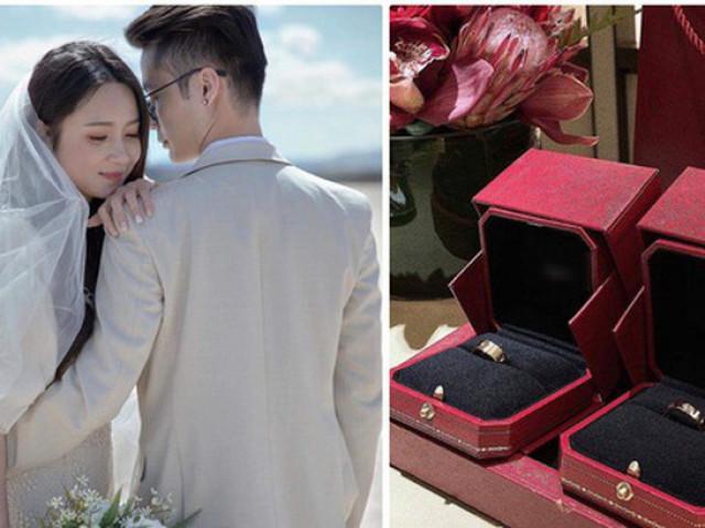 """Sau màn shopping 2,3 tỷ đồng, rich kid Việt lại gây """"sốc"""" vì ảnh cưới xứng tầm con nhà giàu"""