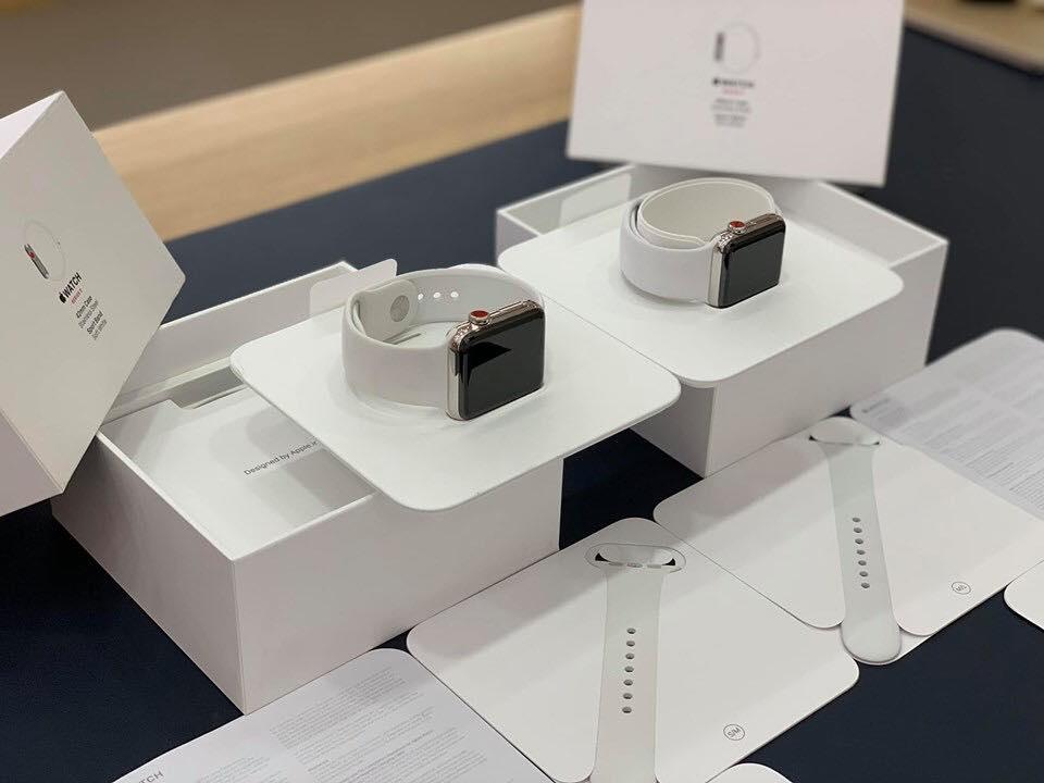 """Apple Watch """"nhái"""" giá chưa tới 500.000 đồng náo loạn thị trường - 1"""