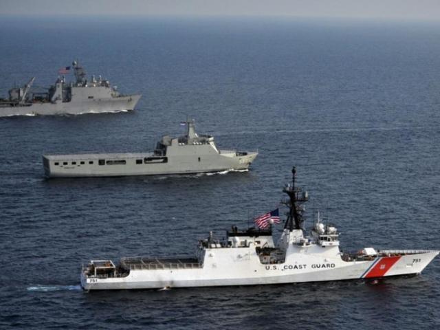 """Mỹ có cách mới đối phó chiến lược dùng """"tàu thân trắng"""" của TQ ở Biển Đông?"""