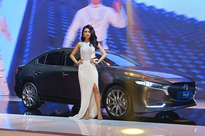 Bộ đôi Mazda 3 và Mazda 3 Sport chính thức ra mắt thị trường phía Nam - 1