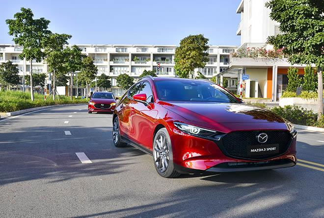 Bộ đôi Mazda 3 và Mazda 3 Sport chính thức ra mắt thị trường phía Nam - 7
