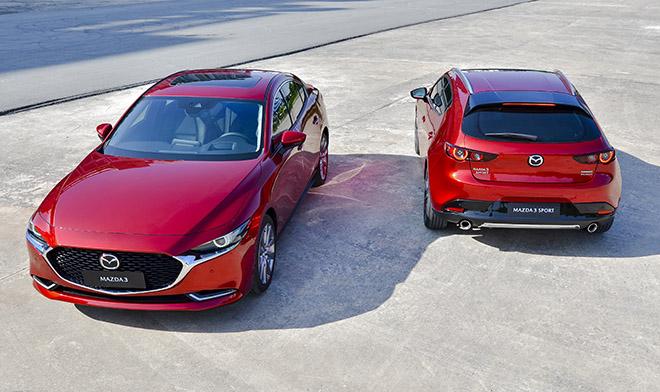 Bộ đôi Mazda 3 và Mazda 3 Sport chính thức ra mắt thị trường phía Nam - 6