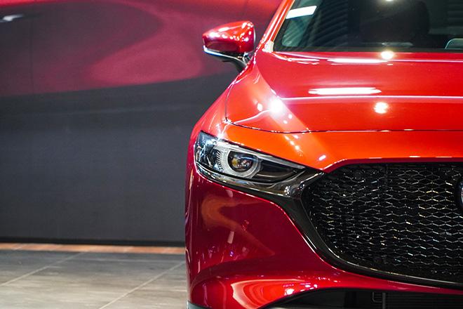 Bộ đôi Mazda 3 và Mazda 3 Sport chính thức ra mắt thị trường phía Nam - 16