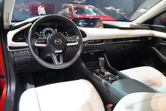 Bộ đôi Mazda 3 và Mazda 3 Sport chính thức ra mắt thị trường phía Nam - 12