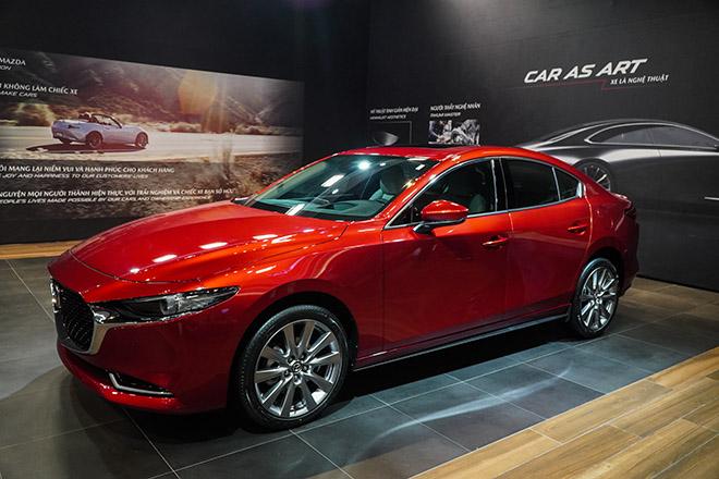 Bộ đôi Mazda 3 và Mazda 3 Sport chính thức ra mắt thị trường phía Nam - 9