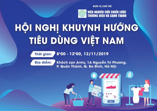Hội nghị khuynh hướng tiêu dùng Việt Nam - 1