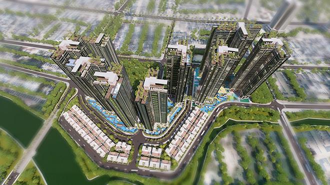 Sunshine Group triển khai tổ hợp resort trên ốc đảo giữa hồ nhân tạo lớn nhất Sài Gòn - 1