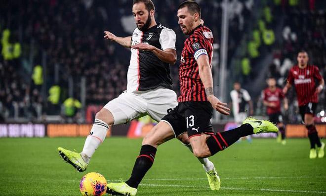 Video highlight trận Juventus - AC Milan: Người hùng thủ môn, dự bị tỏa sáng - 1