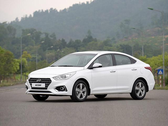 Hyundai Accent vượt mặt Grand i10, trở thành xe Hyundai bán chạy nhất của TC Motor