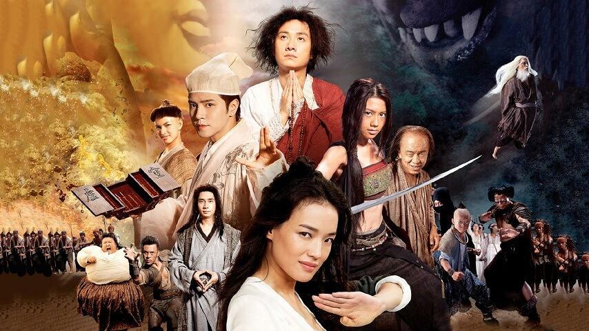 """Chuyện ít biết về """"Tứ đại mỹ nữ"""" trong """"Tây du ký: Mối tình ngoại truyện"""" của Châu Tinh Trì - 1"""