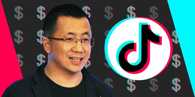 Zhang Yiming, kỹ sư phần mềm 35 tuổi là người sáng lập ByteDance - công ty sở hữuứng dụng Tik Tok.