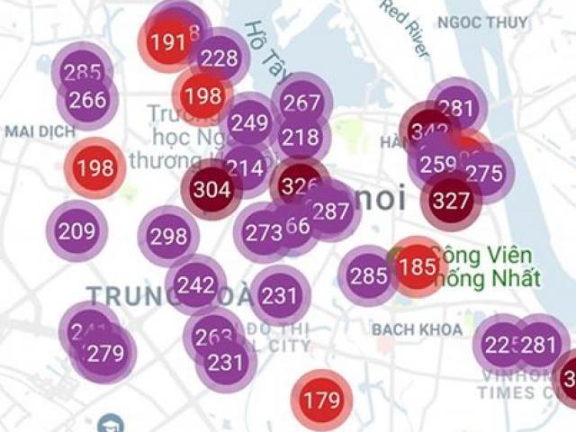"""Ô nhiễm không khí ở Hà Nội: """"Tôi chưa từng chứng kiến đợt nào trầm trọng thế này"""""""
