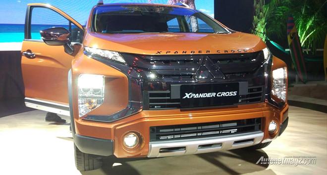 Phiên bản CUV của Mitsubihi Xpander chính thức trình làng, giá bán từ 430 triệu đồng - 2