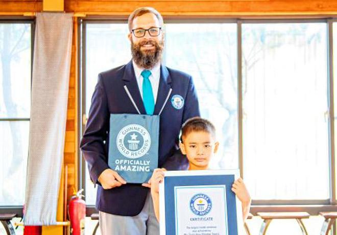 Xuất hiện cao thủ võ thuật số 1 hành tinh: 7 tuổi đã có 158 huy chương - 1