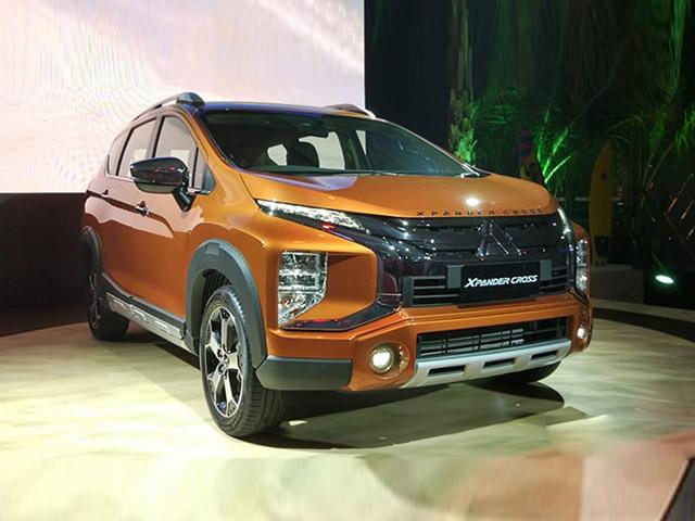 Phiên bản CUV của Mitsubihi Xpander chính thức trình làng, giá bán từ 430 triệu đồng