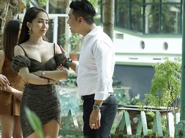 """Quỳnh Nga: """"Gái ngành cao cấp Quỳnh Trinh sẽ mặc sexy gấp trăm lần Nhã"""""""