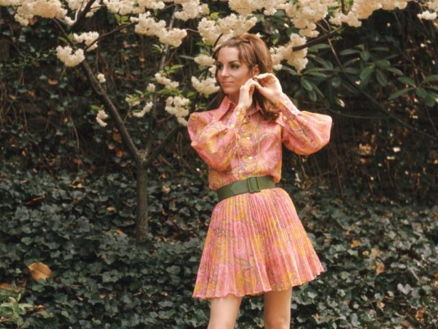 Thời trang vintage thập niên 70: Thời hoàng kim của sự thanh lịch