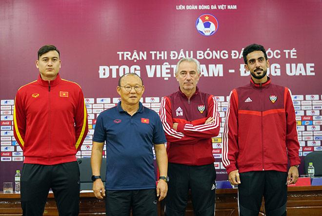 HLV Park Hang Seo: ĐT Việt Nam lo đấu Thái Lan trước, vụ Văn Hậu để sau - 1