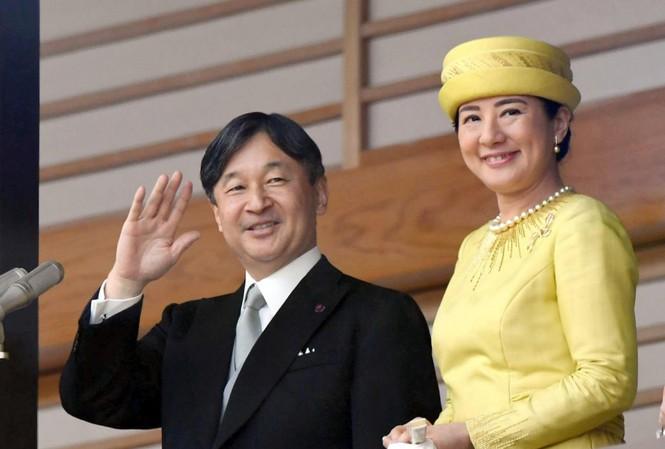 Nhật hoàng Naruhito sẽ qua đêm với nữ thần Mặt trời - 1