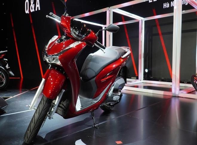 Honda SH 2020 chưa mở bán, SH cũ đã cháy hàng, leo thang giá - 1