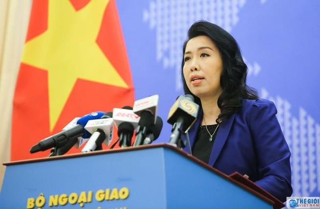 Việt Nam bác bỏ phát biểu của Trung Quốc về Trường Sa - 1