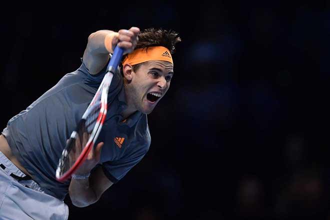 """ATP Tour Finals ngày 5: Đại chiến """"sinh tử"""" Federer – Djokovic - 1"""