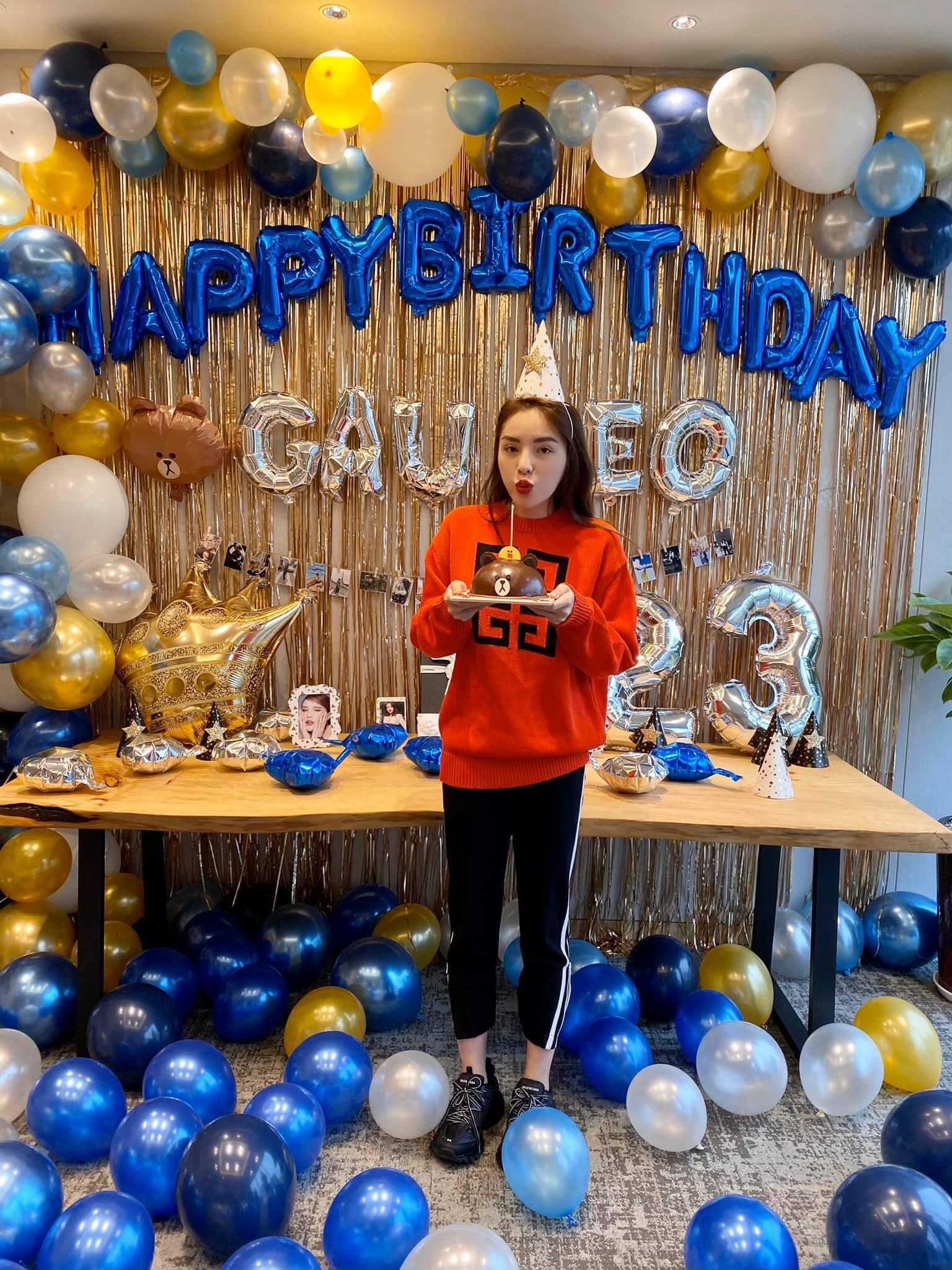 """""""Người yêu tin đồn"""" tặng quà hàng hiệu, làm tiệc sinh nhật bất ngờ cho Kỳ Duyên - 1"""