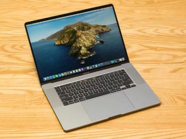 Cận cảnh MacBook Pro 16 inch với màn hình Retina lớn nhất