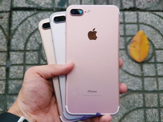"""6 lý do khiến iPhone 7 Plus vẫn """"xưng vương"""" trên thị trường máy cũ"""