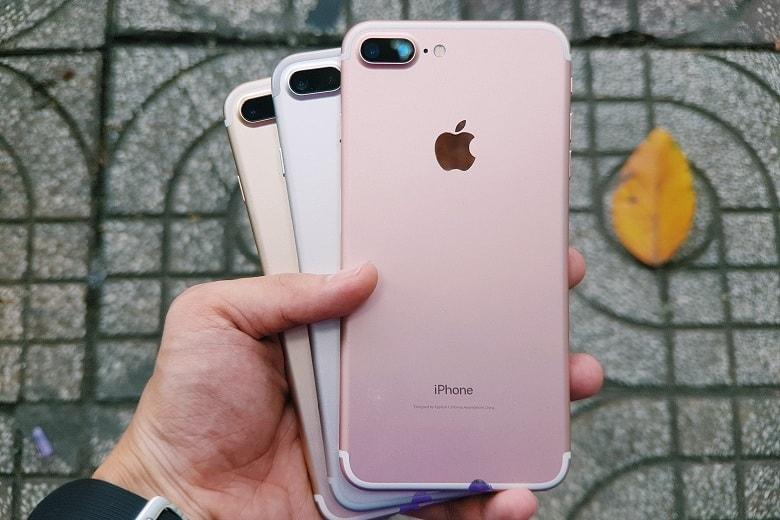 """6 lý do khiến iPhone 7 Plus vẫn """"xưng vương"""" trên thị trường máy cũ - 1"""